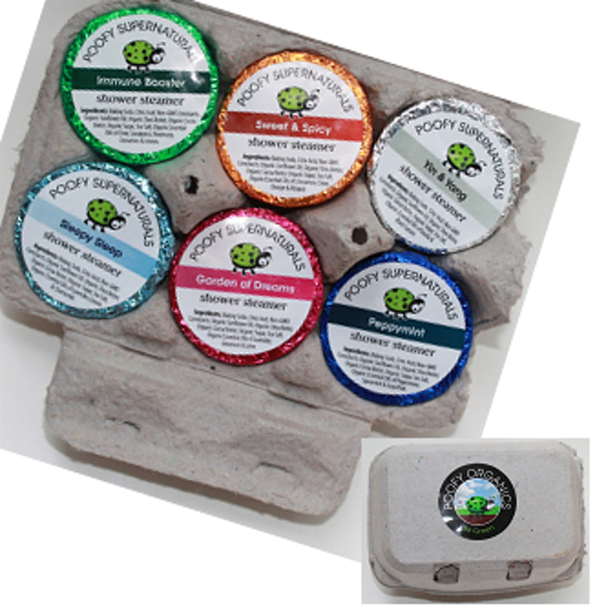 Picture of Shower Steamers 6-pack